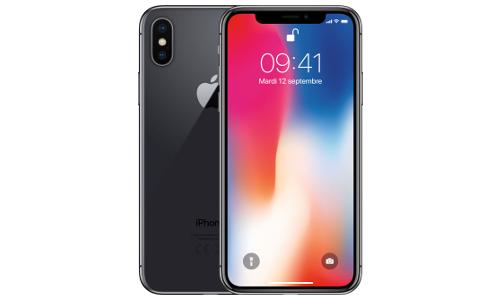 Réparations smartphone Apple iPhone X (A1865/A1901/A1902) à Aix-en-Provence