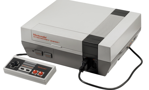 Réparations smartphone Retro-Gaming Nintendo Nes Famicom à Aulnay-sous-Bois