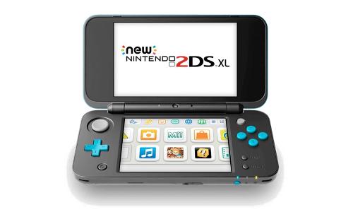 Réparations smartphone Nintendo New 2DS XL à Reims Saint-Brice