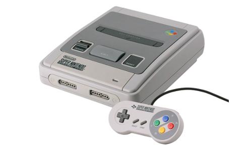 Réparations smartphone Retro-Gaming Nintendo Super Nes Super Famicom à Aulnay-sous-Bois