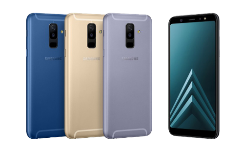 Réparations smartphone Samsung Galaxy A6 2018 (A600F) à Aix-en-Provence
