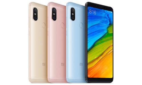 Réparations smartphone Xiaomi Redmi Note 5 2018  à Aix-en-Provence