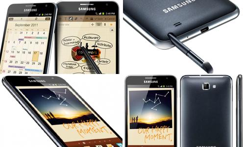 Réparations smartphone Samsung Galaxy Note (N7000) à Aix-en-Provence