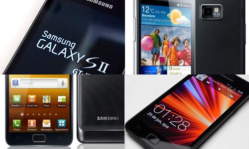 Réparations smartphone Samsung Galaxy S SL (i9003) à Aix-en-Provence