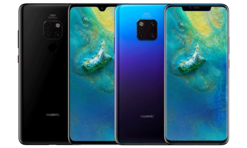 Réparations smartphone Huawei Ascend Mate 20 Pro à Aix-en-Provence