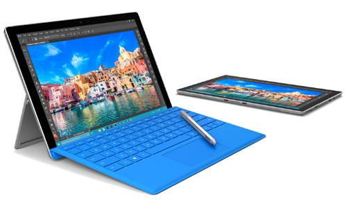 Réparations tablette tactile Microsoft Surface Pro 5 à Saint-Malo
