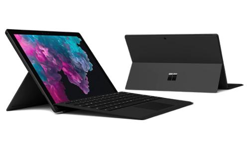 Réparations tablette tactile Microsoft Surface Pro 6 à Saint-Malo