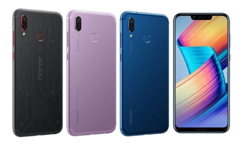 Réparations smartphone Honor Play  à Lille-Leers