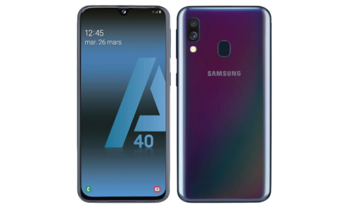 Réparations smartphone Samsung Galaxy A40 (A405F) à Lille-Leers