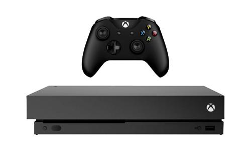 Réparations smartphone Microsoft Xbox One X à Angers