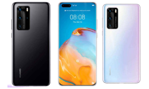 Réparations smartphone Huawei P40 à Lille-Leers