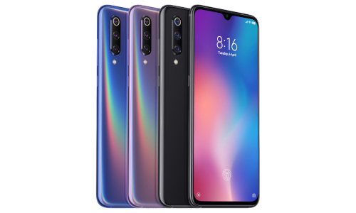 Réparations smartphone Xiaomi MI 9  à Aix-en-Provence