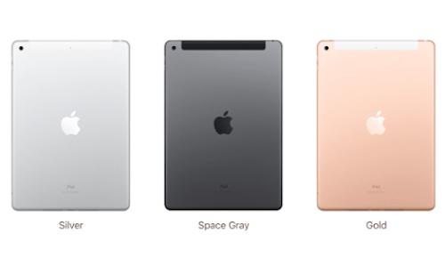 Réparations tablette tactile Apple Ipad 7 2019 9.7 (A2197/A2198) à Rennes Saint-Gregoire