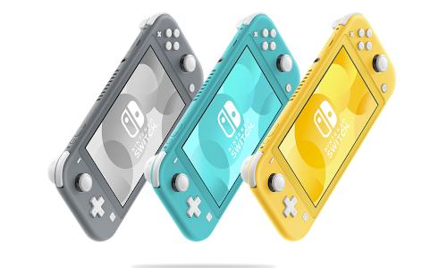 Réparations smartphone Nintendo Switch Lite à Anglet