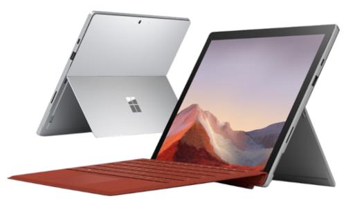 Réparations tablette tactile Microsoft Surface Pro 7 à Narbonne