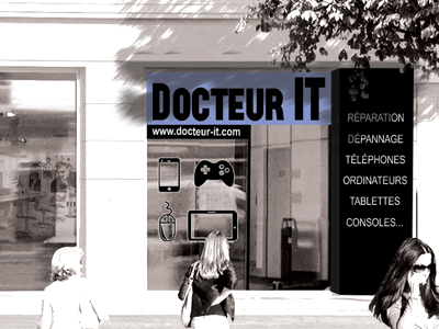 Docteur IT - Réparation et dépannage iPod Applesur Reims Saint-Brice 51