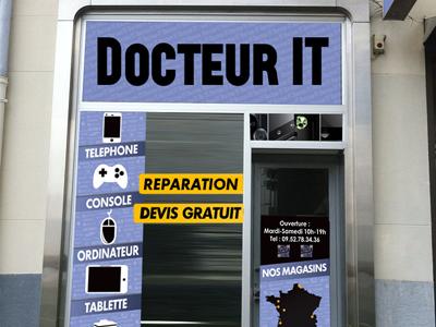 Docteur IT - Réparation et dépannage Téléphone HTCsur Nantes 44