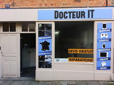 Docteur IT - Réparation et dépannage Téléphone HTCsur Rennes 35