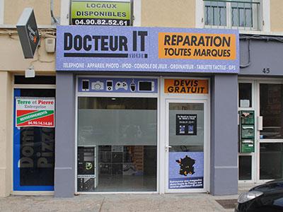 Docteur IT - Réparation et dépannage Tablette Sonysur Avignon 84