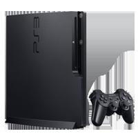 Réparations smartphone Sony PS3 Slim à Aulnay-sous-Bois