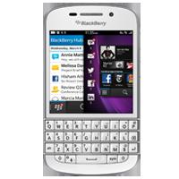appareil Téléphone-Portable Blackberry Q10