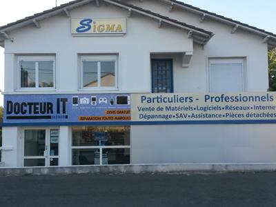 Docteur IT - Réparation dépannage Téléphone  sur Bergerac 24