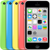Réparations smartphone Apple iPhone 5C (A1456/A1507/A1516/A1529/A1532) à Aix-en-Provence