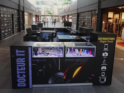 Docteur IT - Réparation dépannage Consoles de jeux  sur Dunkerque 59