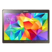 Réparations tablette tactile Samsung Galaxy Tab S - 10.5