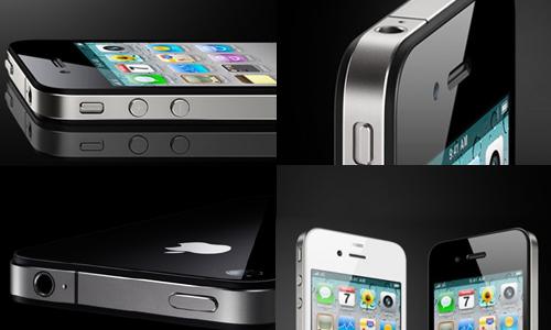Réparations smartphone Apple iPhone 4 à Aix-en-Provence