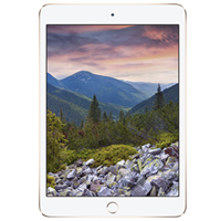 appareil Tablette-Tactile Apple iPad-Mini-3-A1599-A1600
