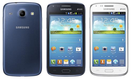 Réparations smartphone Samsung Galaxy Core (i8260) à Lille-Leers