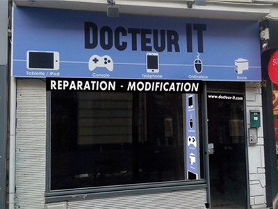 Docteur IT - Réparation et dépannage Téléphone HTCsur Lille 59