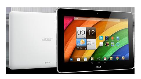 Réparations tablette tactile Acer Iconia A3-A10 à Rennes Saint-Gregoire