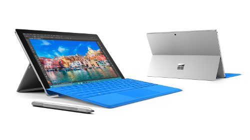 Réparations tablette tactile Microsoft Surface Pro 4 à Bourges