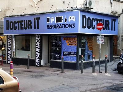 Docteur IT - Réparation et dépannage Tablette sur Marseille 13