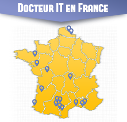 Docteur IT partout en France